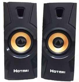 Parlantes para PC Hotmai HT-9A