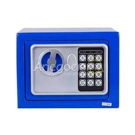 Caja fuerte de seguridad antirrobo caja fuerte color azul gran oferta envíos a nivel nacional