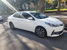 Toyota corolla SEG CVT 2018