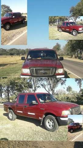 Vendo Ford Ranger 2006.muy buen estado. Lista a transferir