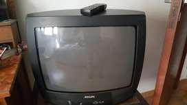 Vendo Tv Philips con Control