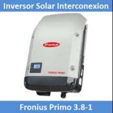VENDO inversor híbrido solar FRONIUS primo 3.8 kw