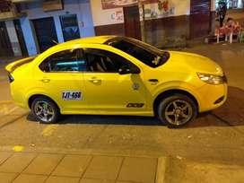 se vende taxi: modelo  2015 marca JAC