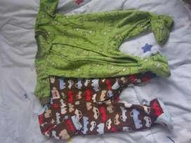 Pijamas para bebe de 0 a 6 meses