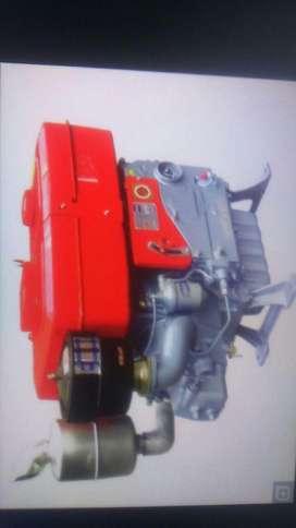 Motor Diesel de 24 hp a 1800 RPM en Bogota