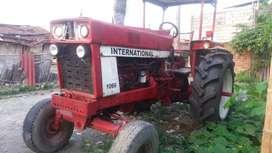 Venta de un tractor internacional 1066