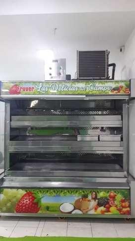 Nevera para hortalizas y verduras