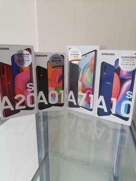 Samsung con garantía