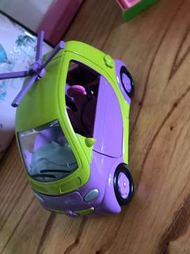 Auto muñecas