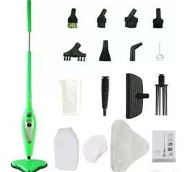 Sistema Limpiador A Vapor 12 En 1 Desinfecta + Envio Gratis