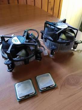 micros dual Core 1.8ghz con coolers