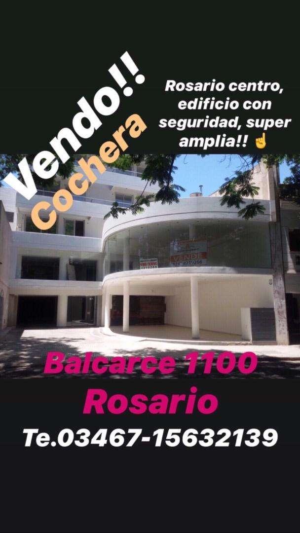 Vendo Cochera!! 0