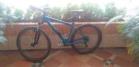 Se vende bicicleta MTB
