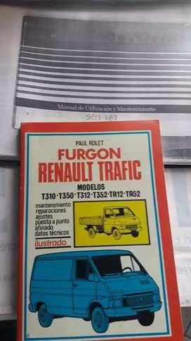 Manuales Renault Traffic