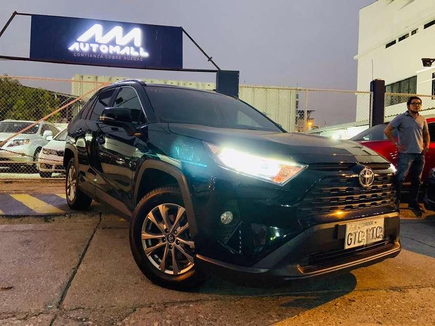 Toyota Rav4 T/A 2020 0