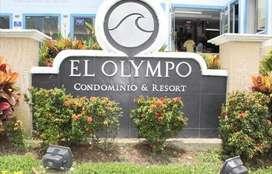 Arriendo precioso apartamento en Olympo Condominio y Resort