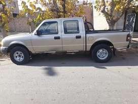 Vendo Ford Ranger modelo 2005 pido 920000 recibo permuta de menor valor