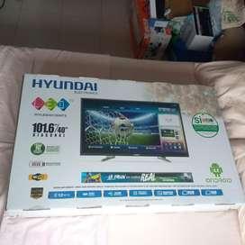 Se vende SmartTv Hyundai 40 pulgadas