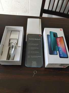 Xiaomi Note 9 64gb  libre