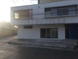 Local comercial 2 pisos en vía Murillo sector comercial