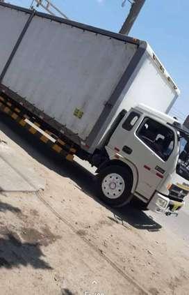 Camión dongfeng modelo 1014