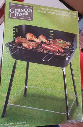 BBQ Asador Portatil Home Elements