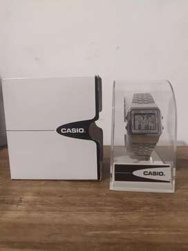 Vendo Reloj Casio world time