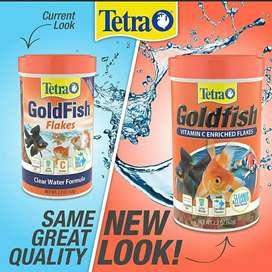 Nuevo Original Alimento comida Goldfish tetra fin