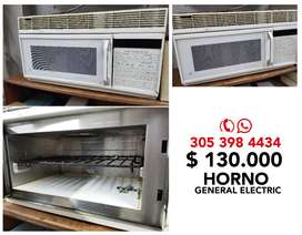 HORNO GENERAL ELECTRIC