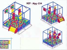 Playground Infantiles, Pelotas