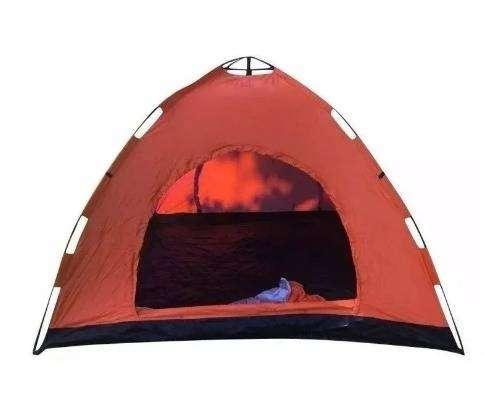 Carpa Camping Armado Automatico 6 Personas 0