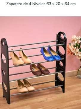 Zapatero o organizador de zapatos
