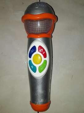 Microfono Musical Infantil
