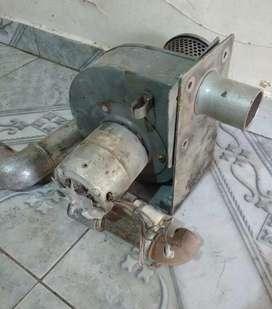 Quemador Vaina con Motor para Planchador