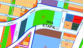TERRENO 250 M2 - URB. Miraflores Country  -  Boulevard Park Plaza