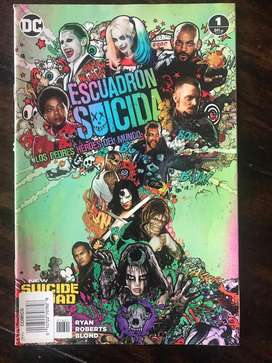 Dc comics: New suicide squad #1