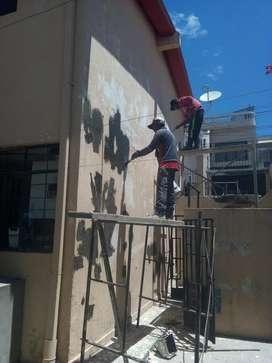 busco trabajo como albanil hago toda clase de trabajos 28 diarios  llamar 0992491297 casa 3279086