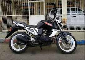 Yamaha fz16- no cambios. Recien matriculada