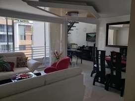 Vendo apartamento duplex conjunto bosque largo Ibague consta de 3 habitaciones, 3 baños,  bbq patio de ropas, estudio