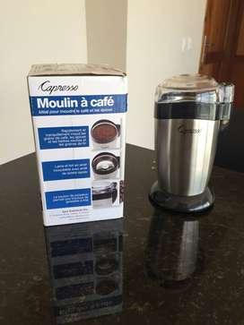 Maquina para moler café