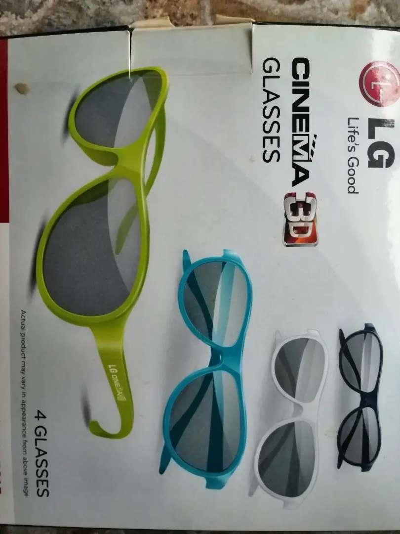 Gafas 3D TV LG