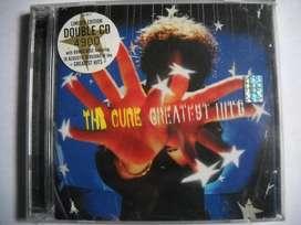 The Cure Greatest Hits 2 cd Sellado Edic. Chile Descatalogado