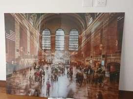 Cuadro cristal Kare Design: Estación Central NYC