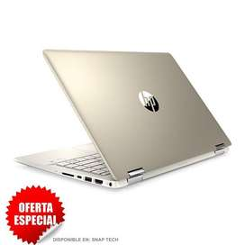 ¡PORTATIL NUEVO HP X360 CORE I3 8TH!