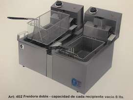 Freidora doble Anion
