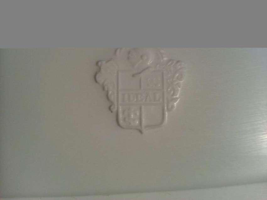 Tapa Y Botón de descarga de pared de plástico IDEAL 0