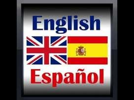 Traducción Inglés Y Español con Copia Se