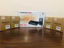 Takstar Wpm-200 / Sistema De Monitor In-ear