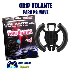 Grip Volante para Ps Move