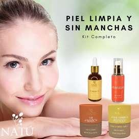"""""""NATÚ"""", producto 100% natural que ayudan al bienestar de tu piel. No te quedes sin el tuyo"""
